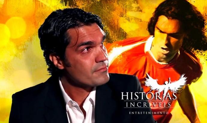 Internacional Inter Fernandão entrevista última entrevista fernandão (Foto: Reprodução)