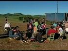 No RS, agricultores protestam contra demarcação de terras indígenas