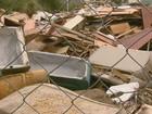 Abandono de ecoponto gera queixas no bairro Santa Felícia, em São Carlos