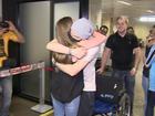 'A vida não tem preço', diz jovem que tratou câncer nos EUA na volta ao RS