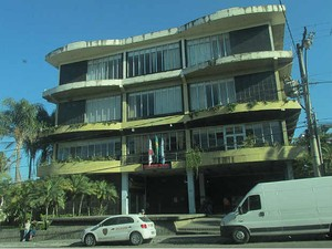 Palácio dos Três Poderes Barroso (Foto: Wanderson Nascimento/Arquivo)