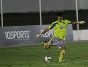 Getúlio Vargas, goleiro do ABC (Foto: Gabriel Peres/Divulgação)
