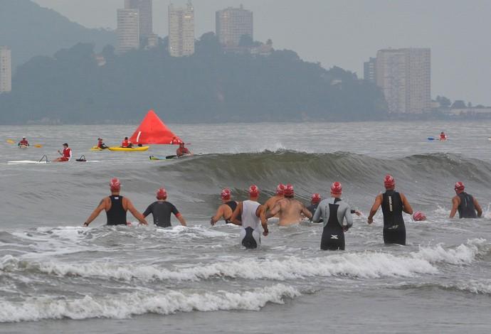 Troféu Brasil de Triathlon 2016 Santos triatlo (Foto: João Pires)