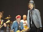Rolling Stones participam de show para vítimas de Sandy nos EUA