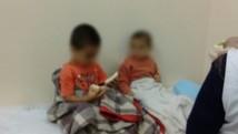'Cuidamos bem deles', dizem pais de crianças (Divulgação/ PM Avaré)