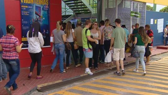 Mais de 17 mil faltam às provas do concurso do TRT11 no AM e RR
