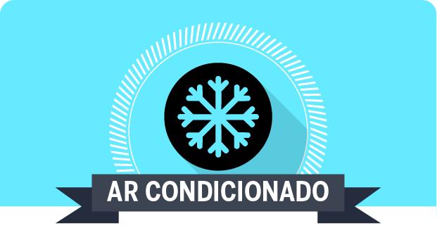 Oficina Autoesporte - Ar condicionado (Foto: Autoesporte)