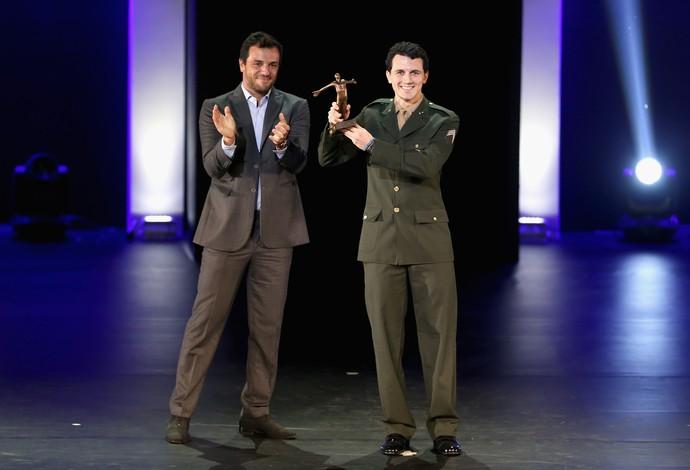 renzo agresta premio brasil olimpico (Foto: Getty Images)