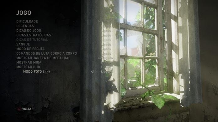 Ligue o modo Foto (Foto: Reprodução/Murilo Molina)