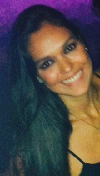 Lorraine Glória, namorada do BBB Junior (Foto: Facebook/Reprodução)