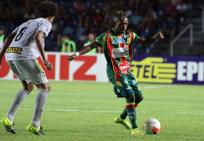 Heniruqe - Sampaio x Botafogo (Foto: Biaman Prado/O Estado)