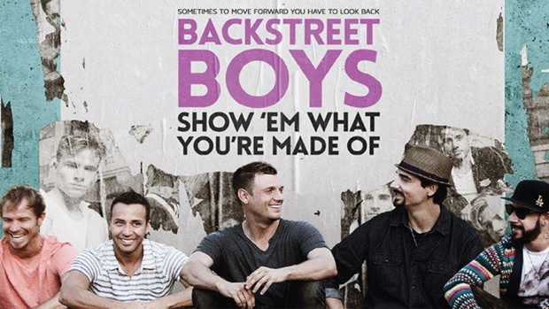 backstreet boys (Foto: divulgao)