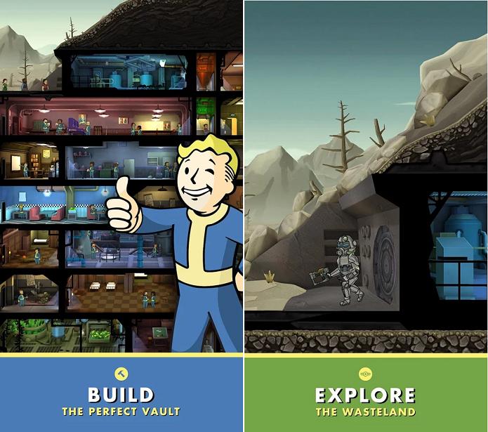 1c450f37f1 Fallout Shelter é um dos destaques da lista dos melhores jogos para Android  em 2015 (