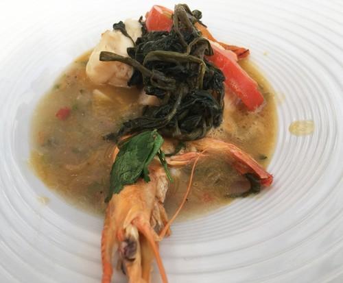 Moqueca Paraense do chef Thiago Castanho