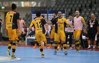 Sorocaba Futsal faz promoção de ingressos para os próximos jogos