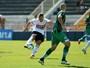Em partida tensa, Juventude sai na frente, mas Bota-SP empata no fim