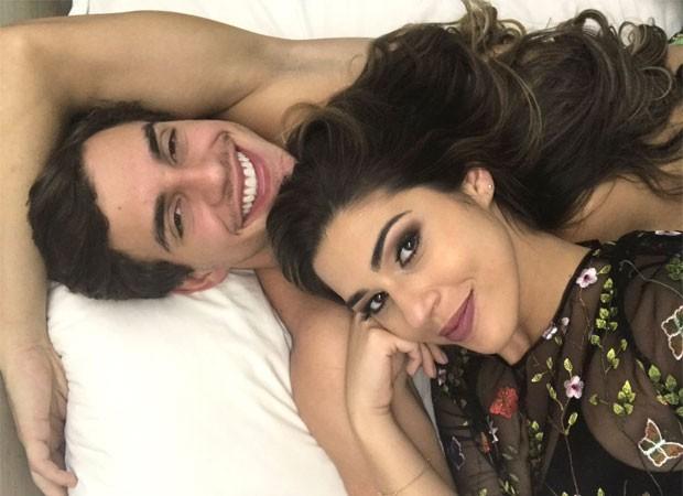 Vivian Amorim e Rafael Rafaski (Foto: Reprodução / Instagram)
