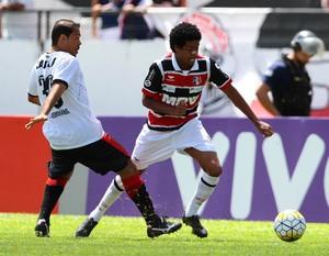 Santa Cruz x Vitória Série A (Foto: Marlon Costa / Pernambuco Press)