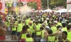 Blocos organizados animam ruas (Reprodução / TV Mirante)