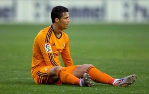 Cristiano Ronaldo, Valladolid x Real Madrid (Foto: Getty Images)