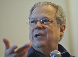 José Dirceu, ex-ministro da Casa Civil no governo Lula (Foto: Agência Brasil)