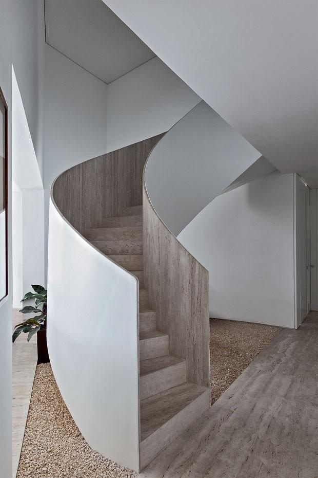 10 modelos criativos de escadas (Foto: Reprodução)