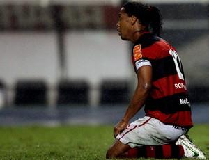 Ronaldinho gaúcho flamengo vasco (Foto: Marcos de Paula / Agência Estado)
