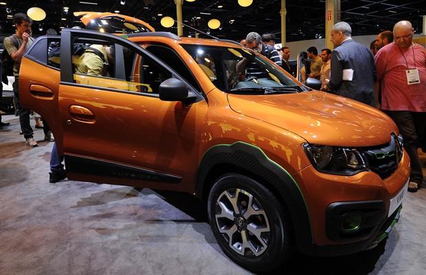 Renault Kwid (Foto: Alan Morici/G1)