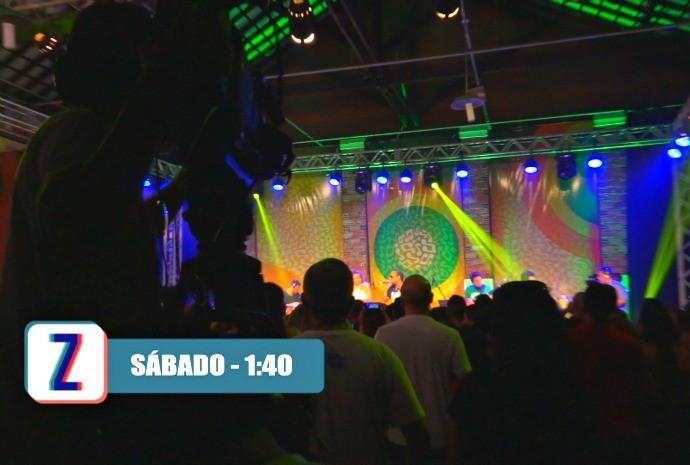 Programa mostra os bastidores do Show do Paneiro Especial Manaus (Foto: Zappeando)