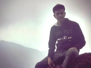 Nilto está no Nepal há seis meses, diz família (Foto: Reprodução/Facebook)
