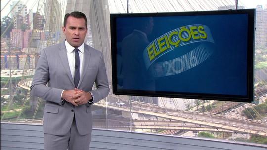 Candidatos à Prefeitura de São Paulo votam na manhã deste domingo