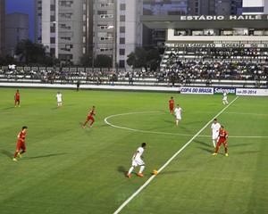 Goiás x Internacional - Copa do Brasil Sub-20 (Foto: Guilherme Gonçalves / Globoesporte.com)