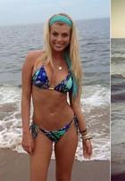 Caroline Bittencourt perde 7kg de gordura e mostra abdômen trincado