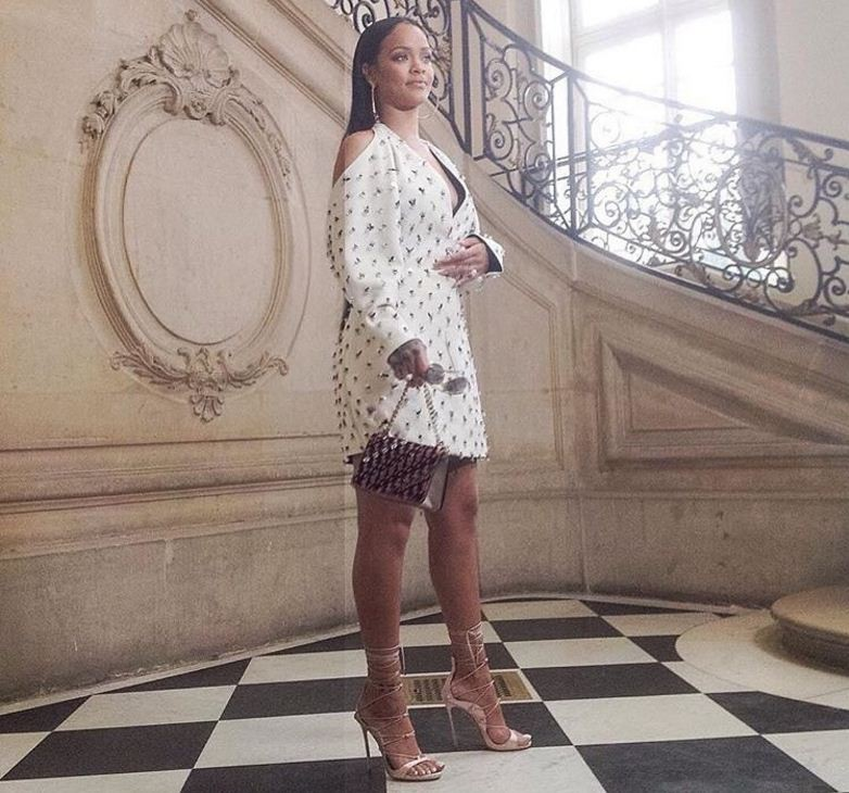 Rihanna  (Foto: Reprodução/Instagram)