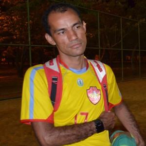 Rogério Vieira, treinador do GAS (Foto: Arquivo GloboEsporte.com)