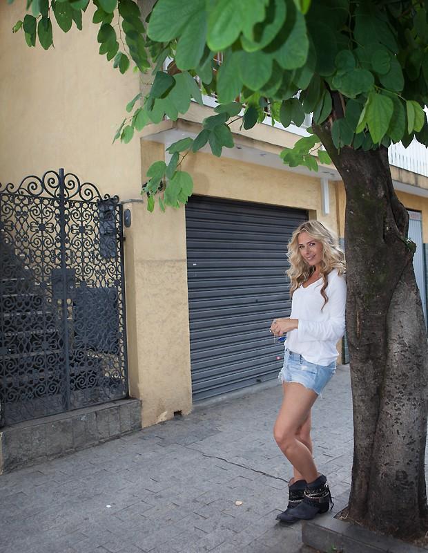 Adriane Galisteu (Foto: Lufe Gomes)