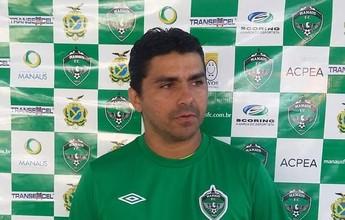 Com nova virada e título, Roberley Assis destaca frieza do Manaus F.C