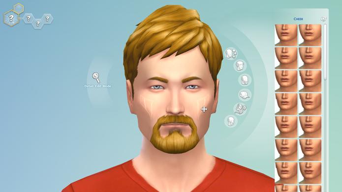The Sims 4 permitirá modificar os mínimos detalhes (Foto: Reprodução/Tais Carvalho)