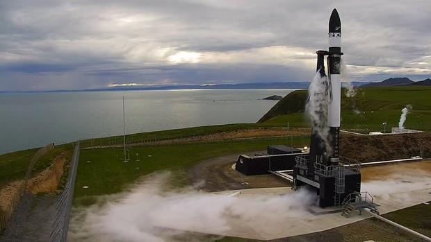 Rocket Lab (Foto: Divulgação)