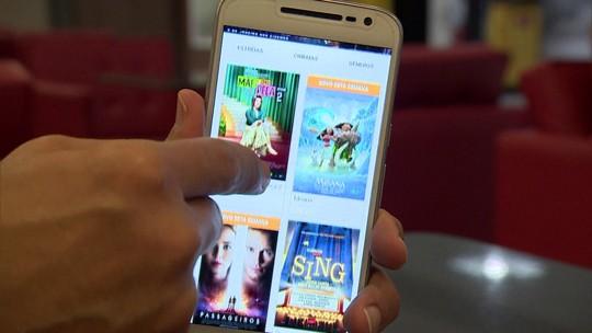 Aplicativo de cinema por assinatura permite assistir filmes com taxa fixa