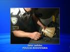 Polícia apreende mais de 20 Kg de maconha com passageiro em ônibus