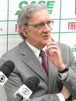 Luiz Gonzaga Belluzzo Palmeiras (Foto: Carlos Augusto Ferrari / Globoesporte)