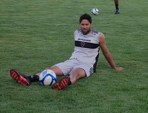 André Zuba, goleiro do Botafogo-PB (Foto: Rammom Monte )