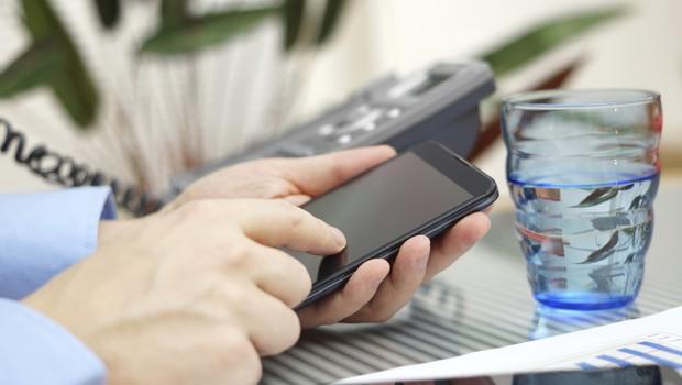 smartphone; produtividade; celular (Foto: ThinkStock)