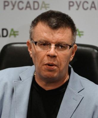 Nikita Kamayev - ex-chefe da Rusada atletismo doping (Foto: AFP)