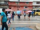 Em cinco dias, chove quase 50% da média para o mês em Rio Branco