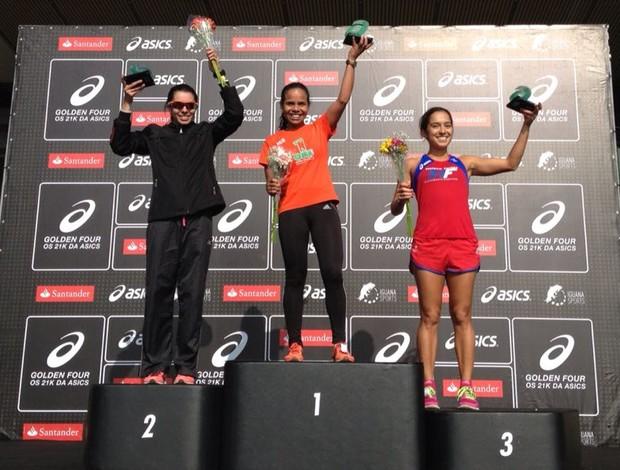 Fernanda Braga Golden Four SP (Foto: Arquivo pessoal)