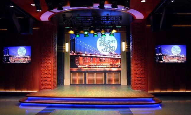 Andar superior - palco para apresentação do Ragtime Gals