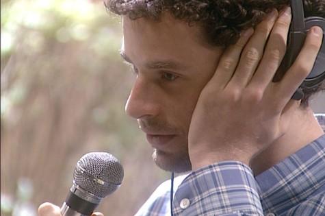 Dan Stuklbach em cena de O Rei do Gado (Foto: Reprodução)