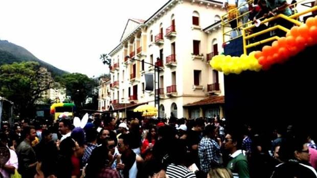 Parada Gay de Poços de Caldas chega a 7ª edição (Foto: Vanessa Faria / Revista Opaua )